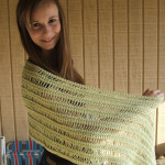 Spring Shawl ~ Kim Guzman – CrochetKim