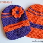 Whimsical Balaclava Ski Hat ~ Oombawka Design