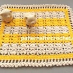 Centerpiece Mat ~ Patterns For Crochet
