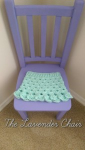 Stacked Shells Baby Skirt ~ Dorianna Rivelli - The Lavender Chair