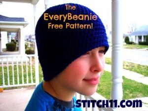 The EveryBeanie ~ Stitch11