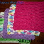 All Purpose Washcloth ~ Stitch11
