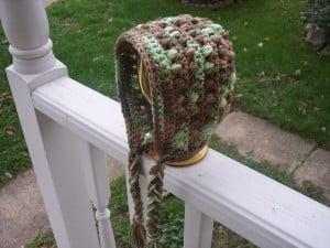 Puff Bonnet ~ Stitch11