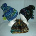Eli Hat: Chunky Weight ~ Jessie At Home