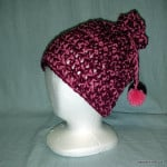 Eli Hat: Worsted Weight ~ Jessie At Home
