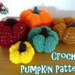 Crochet Pumpkin ~ Meladora's Creations