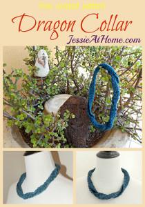 Dragon Collar ~ Jessie At Home