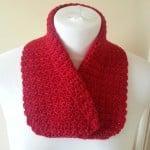 Collared Cowl ~ Crochet Addict