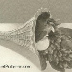 Horn of Plenty ~ Antique Crochet Patterns