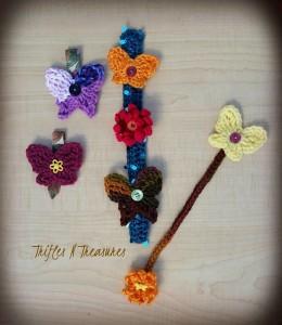 Autumn Butterflies & Mums ~ Tera Kulling - Trifles N Treasures