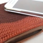 Man's Phone Purse ~ MoiraCrochets