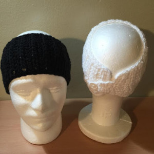 Ear Warmer/Headband ~ Hooking is a Lifestyle
