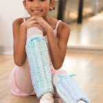 Perfect Point Leg Warmers ~ Salena Baca – Red Heart