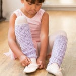 Joy of Dance Leg Warmers ~ Salena Baca - Red Heart