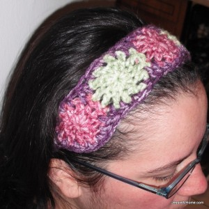 Dotted Headband ~ Jessie At Home
