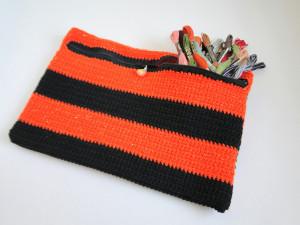 Cross Stitch Bag Pattern ~ Plus 3 Crochet