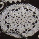 Christmas Gift Coaster ~ MomsLoveOfCrochet