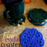 Crochet Coaster ~ Stitch11