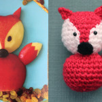Fox Amigurumi ~ Repeat Crafter Me