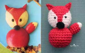 Fox Amigurumi ~ Repeat Crafter Me