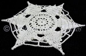 Boreas Pass Snowflake ~ Snowcatcher
