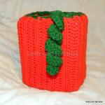 Tissue Box Kozie ~ Swirls and Sprinkles