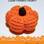 Little Pumpkin Crochet Pattern ~ Petals to Picots