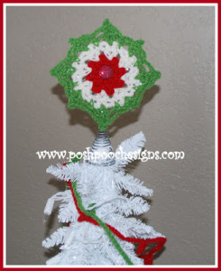 A Star and Snowflake ~ Sara Sach - Posh Pooch Designs