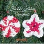 Fast & Festive Crochet Christmas Ornaments by Moogly