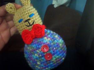 Mr. Woobbly Boobly Bear Amigurumi ~ Cutey Patuty Crochet