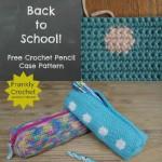 Spot Pencil Case Tutorial ~ Frankly Crochet