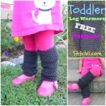 Toddler Leg Warmers by Stitch11