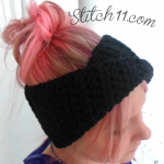Turban for Miss Happy ~ Stitch11