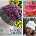 Tutti Fruit Adult Hat ~ Lisa Egan - Cre8tion Crochet