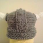 Viking Hat ~ Crochet Fanatic