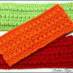 Whimsical Warmth Headband ~ Beatrice Ryan Designs