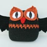 Willa Owl Bat ~ Divine Debris