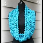 Wonderful Winter Infinity Scarf ~ Beatrice Ryan Designs