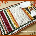 Harvest Placemat Set ~ Pattern Paradise