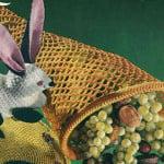 Cornucopia ~ Free Vintage Crochet