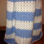 Coltons Baby Blanket ~ Barb's Free Crochet Patterns