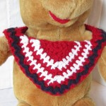 Bandanna Baby Bib ~ Crochet is the Way