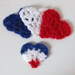 Hearts for Paris ~ Crochet is the Way
