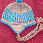 Crochet Ear-flap Hat ~ aamragul – Crochet/Crosia Home