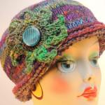 Maura Rolled Brim Hat ~ Kim Guzman – CrochetKim