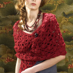 Naples Wrap ~ Kim Guzman – CrochetKim