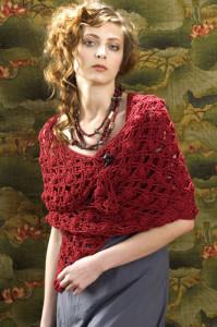 Naples Wrap ~ Kim Guzman - CrochetKim
