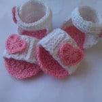 Step by Step Baby Crochet Sandal ~ aamragul - Crochet/Crosia Home