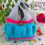 Stitch11 Crochet Purse ~ Stitch11