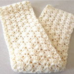 Snapdragon Stitch Scarf ~ Barb's Free Crochet Patterns